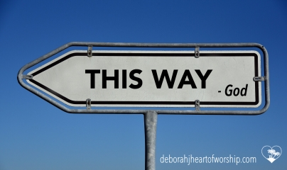 God's way vs. my way