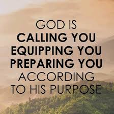 God has a purpose for you
