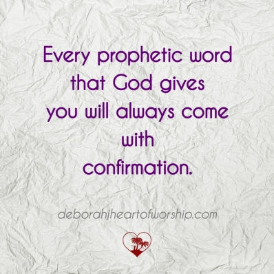 propheticconfirmation