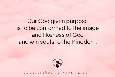 What is my purpose?, What is my God given purpose?