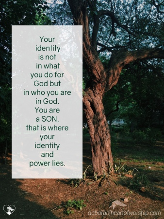 Identity in God, What is my purpose in God?, What is my purpose?, heart of worship