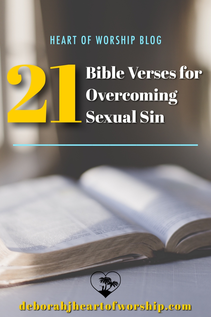 Sexual Sin, Bible Verses, Sex and the Bible